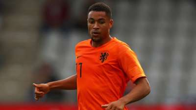 Arnaut Danjuma of the Netherlands