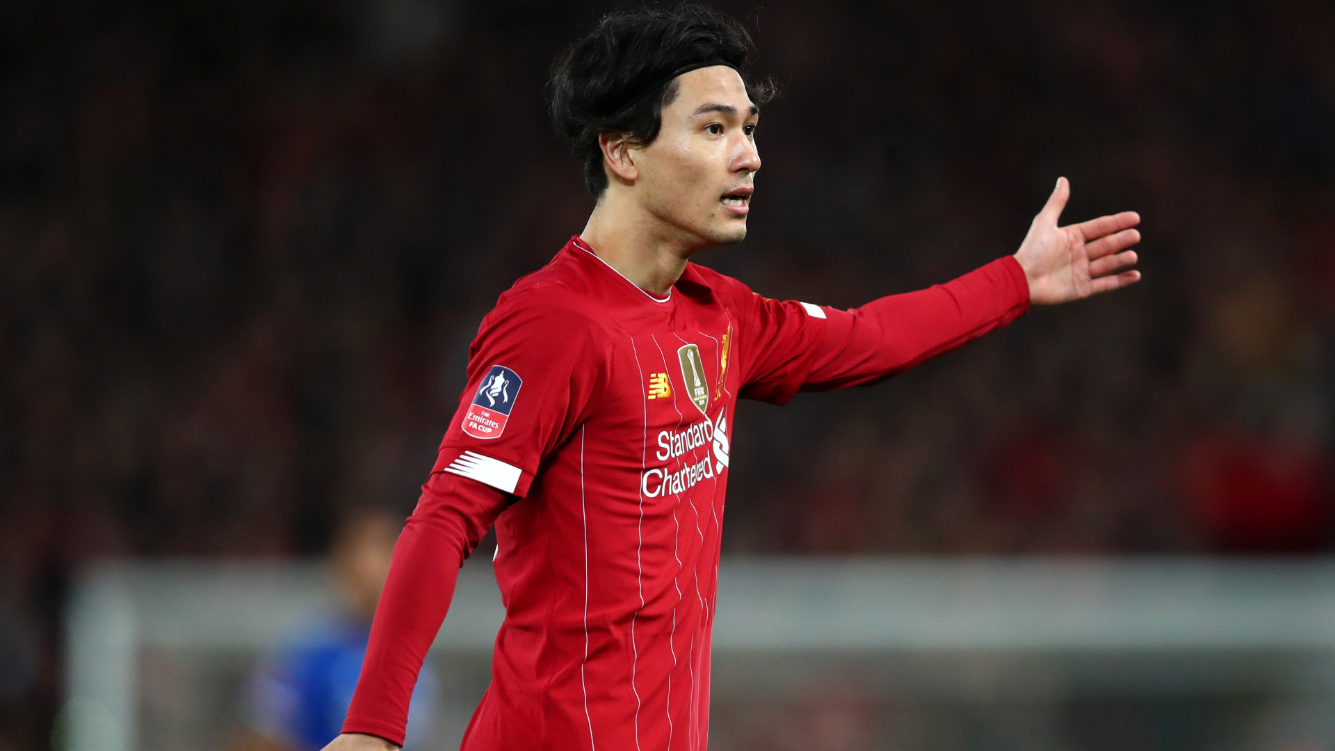 'One of the most intense matches I've ever played' - Minamino revels in making Liverpool debut
