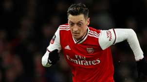 Mesut Ozil Arsenal 2019-20