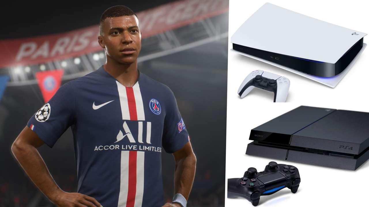 FIFA 21 PS5 PS4