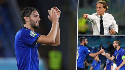 'You're beautiful!' - Locatelli a fitting hero for an Italy that has united a nation   Goal.com