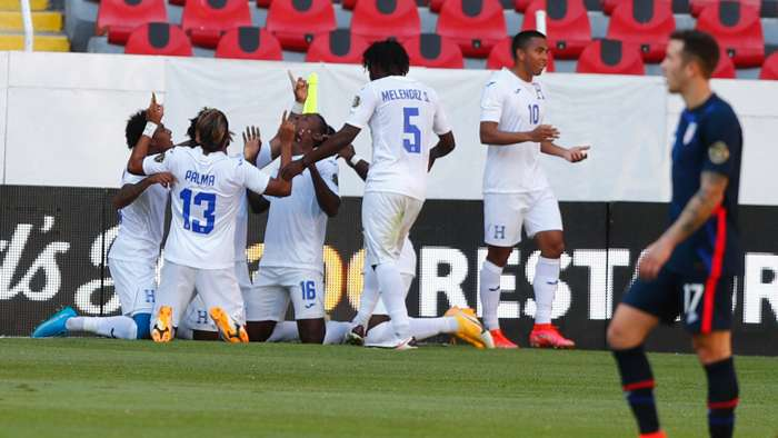 U-23 Honduras U.S. Olympic qualifying