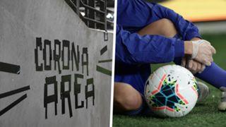 Coronavirus football GFX