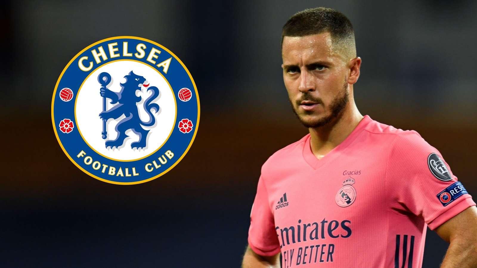 Spektakuläre Rückkehr? Chelsea will offenbar Eden Hazard von Real Madrid  zurückholen
