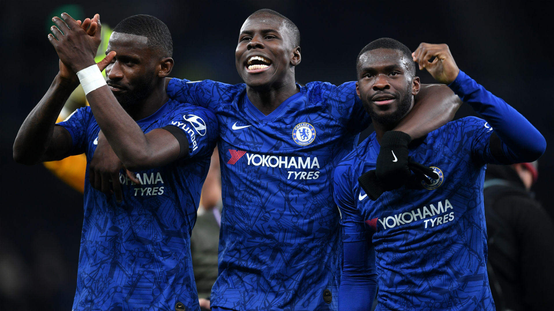 Tomori welcomes Chelsea competition after battling to prove he belongs at the top