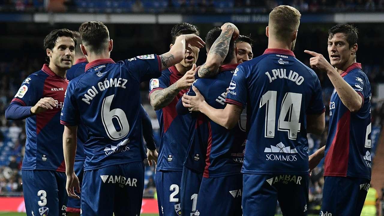 Real Madrid vs Huesca La Liga 2018-19