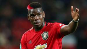 Paul Pogba Manchester United 2019-20