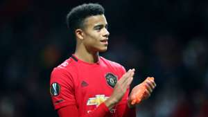 Man Utd tie Greenwood to new four-year contract