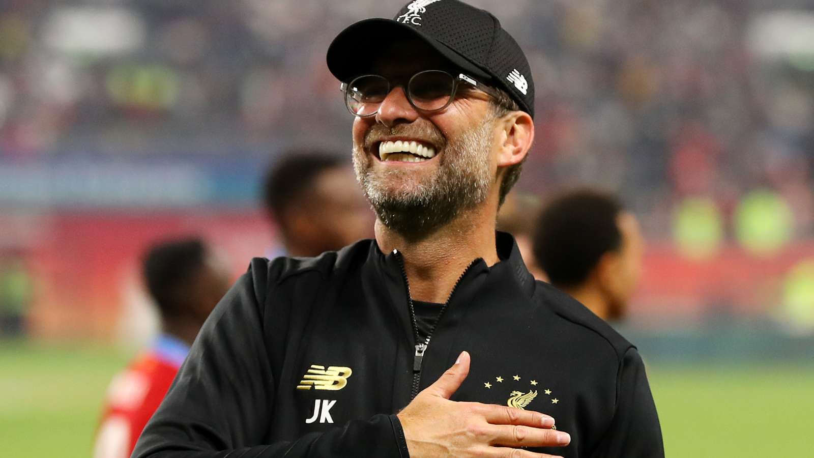 Jurgen Klopp Liverpool Club World Cup