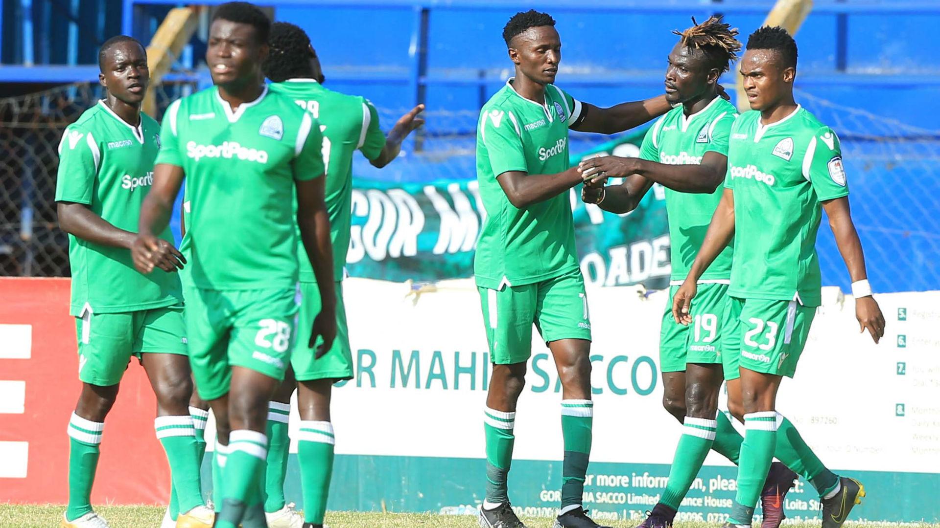 Gor Mahia v KCB Match Report, 22/09/2019, KPL | Goal.com