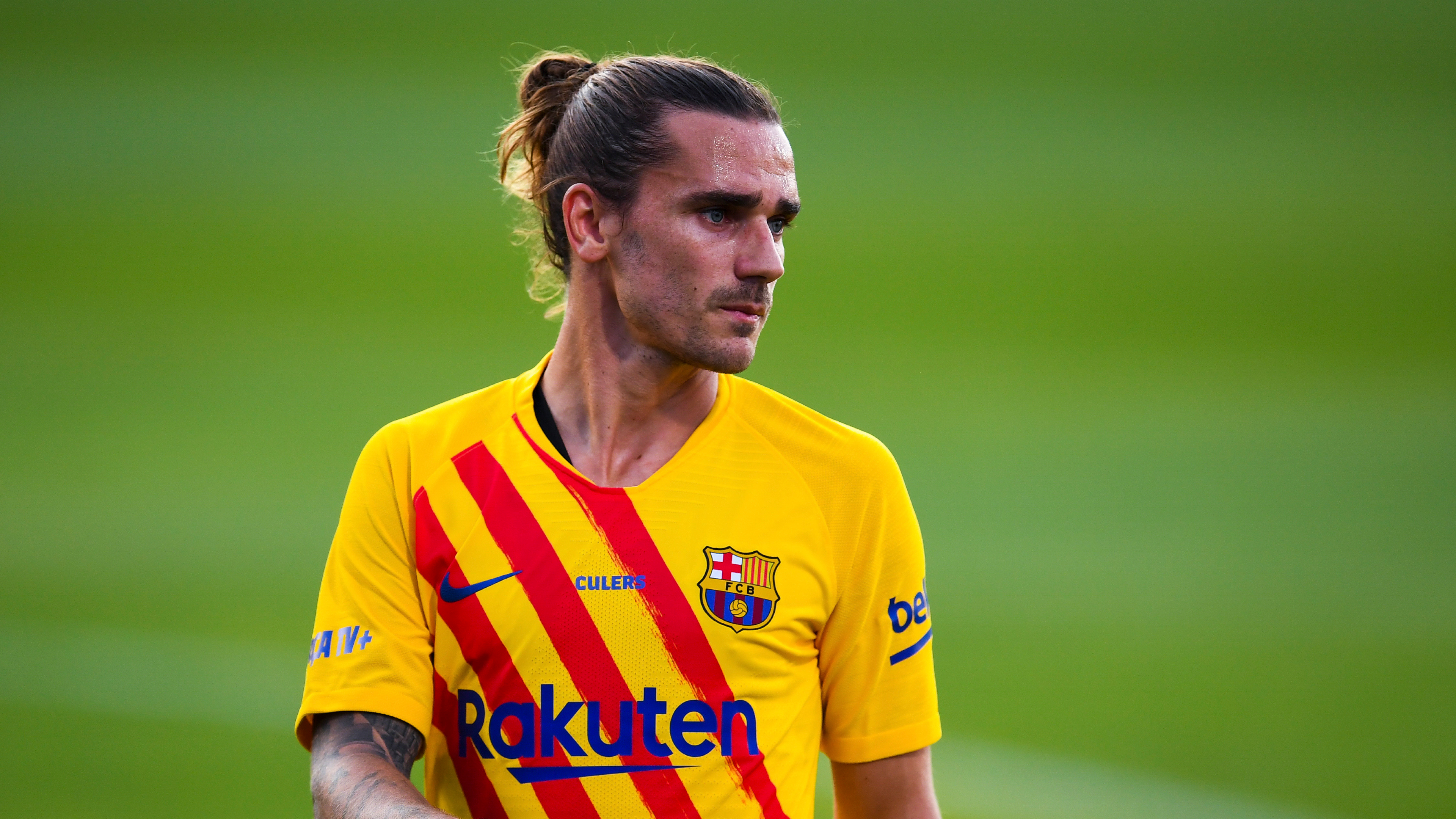 'I still need time to adapt' - Griezmann calls for patience from Barca fans