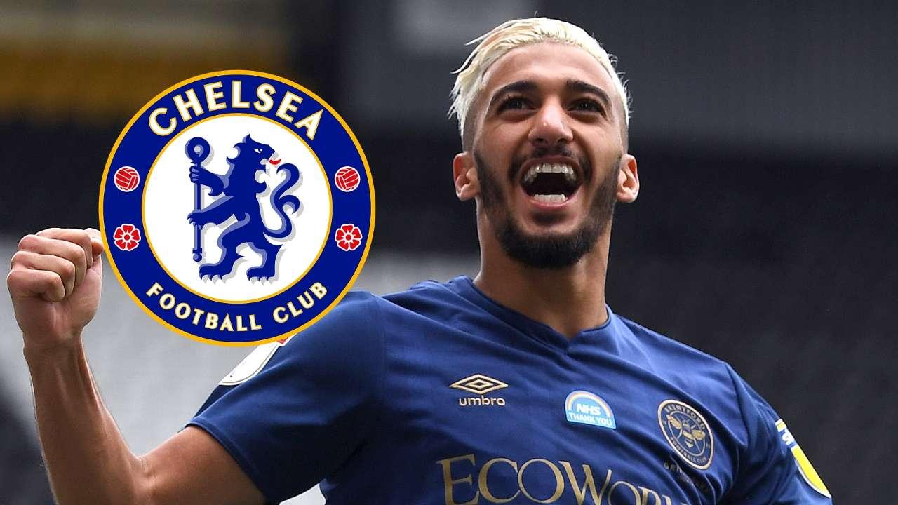 Said Benrahma Chelsea 2019-20
