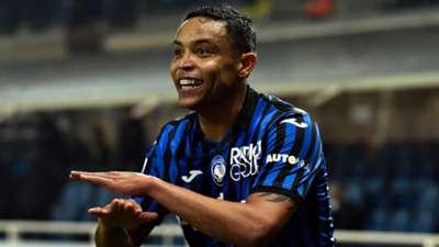 Luis Fernando Muriel Atalanta 2021