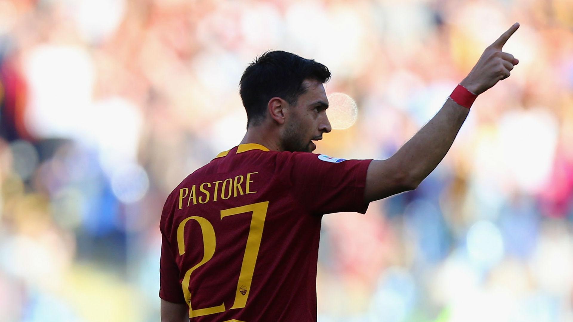 Roma-Bologna, il ritorno di Pastore: in campo dopo dieci mesi ...