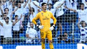 Thibaut Courtois Real Madrid 2019-20