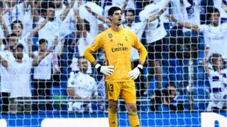 Thibaut Courtois Real Madrid 2019-20