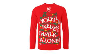 Liverpool Christmas Jumper