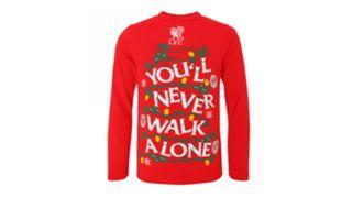 Liverpool Christmas Jumper