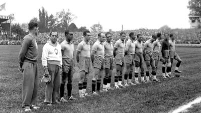05 June 1938 in Strasbourg, Brazil and Poland