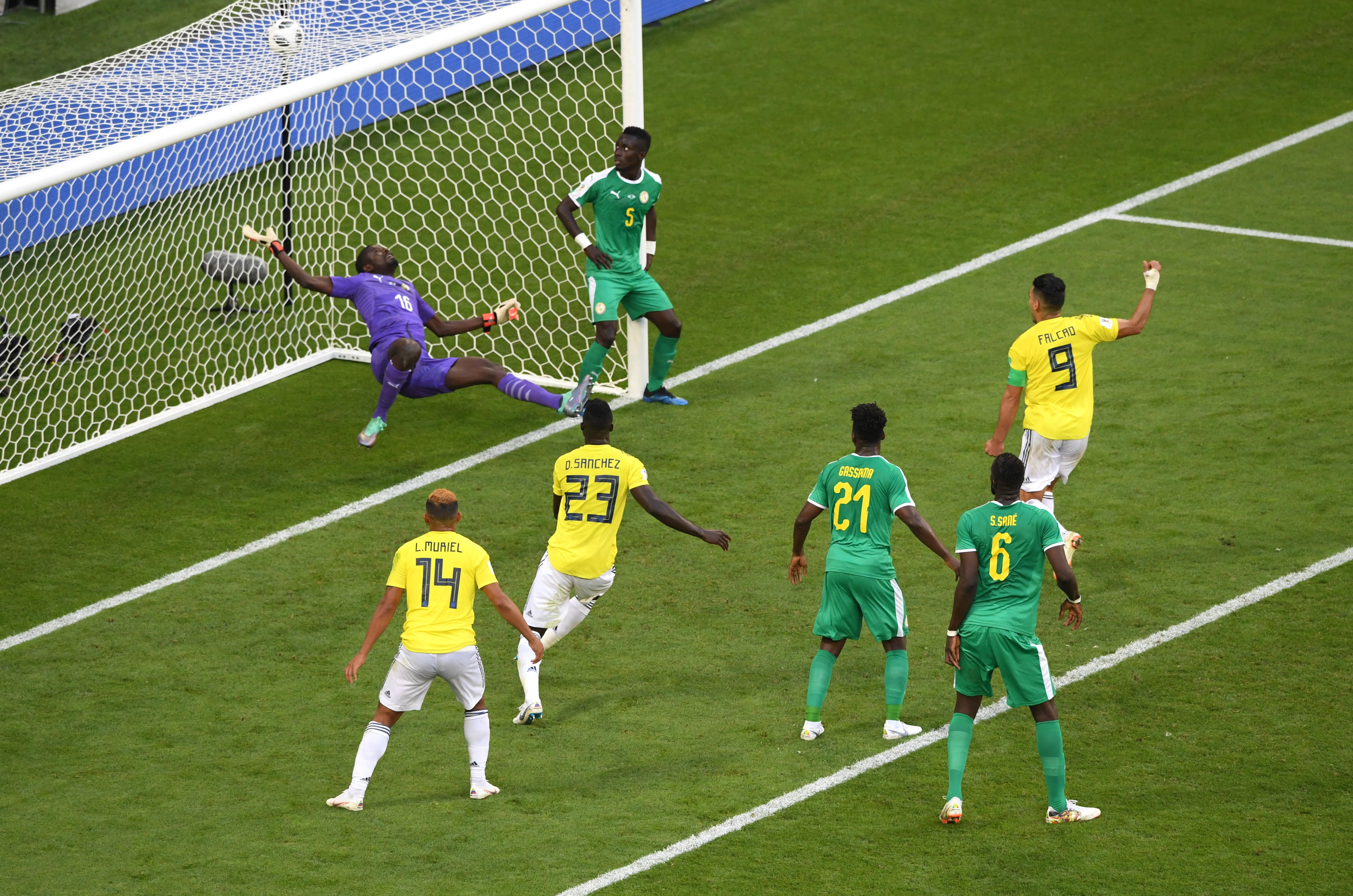 Colombia v Senegal