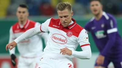 Rouwen Hennings Fortuna Dusseldorf 2019-20