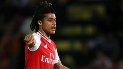 Miguel Azeez - Arsenal
