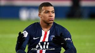 Kylian Mbappe PSG Paris Saint-Germain 2019-20
