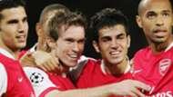 Alexander Hleb, Cesc Fabregas, Arsenal
