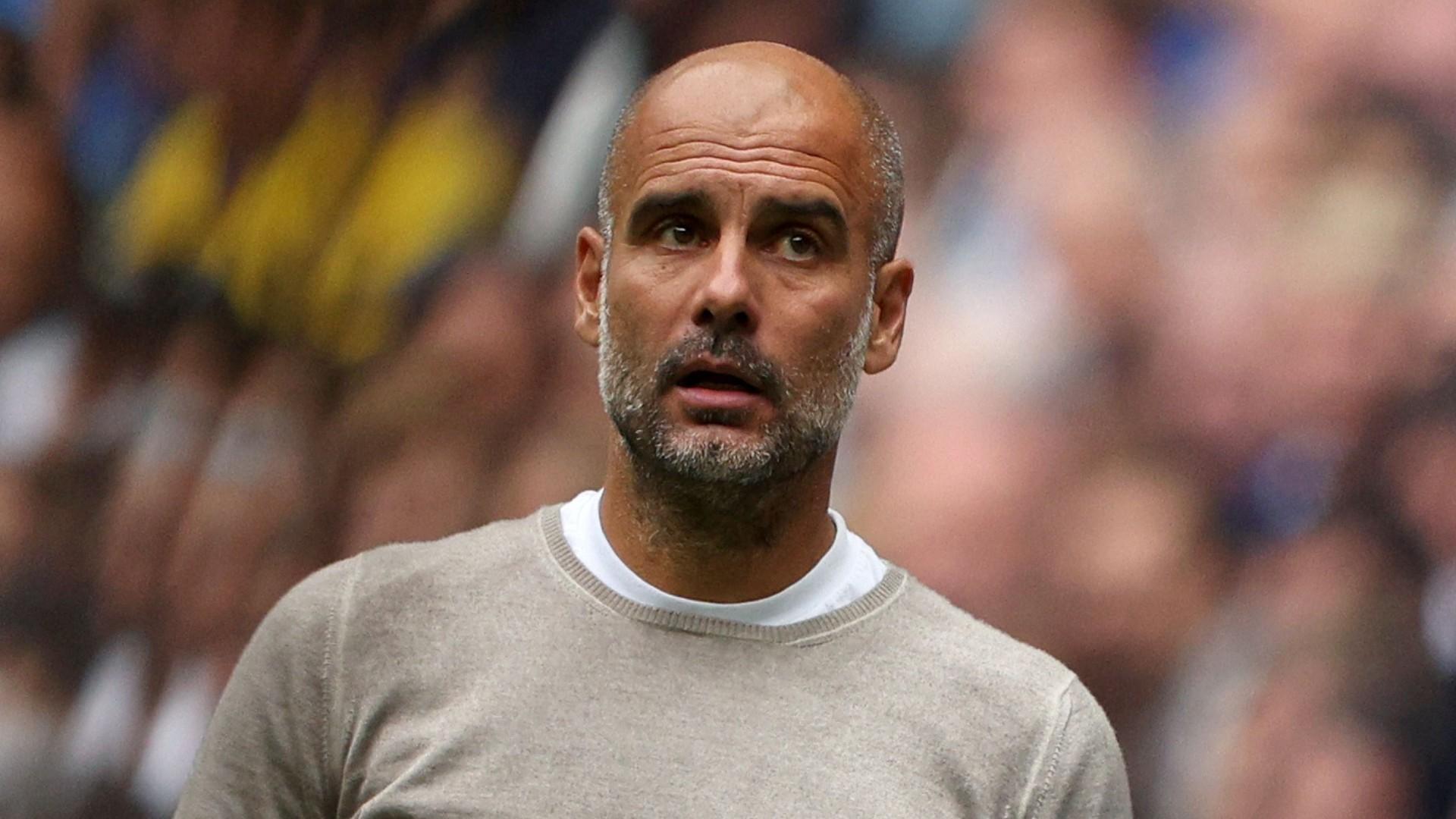 Guardiola 'more than optimistic' about Man City fortunes despite rocky start against Spurs