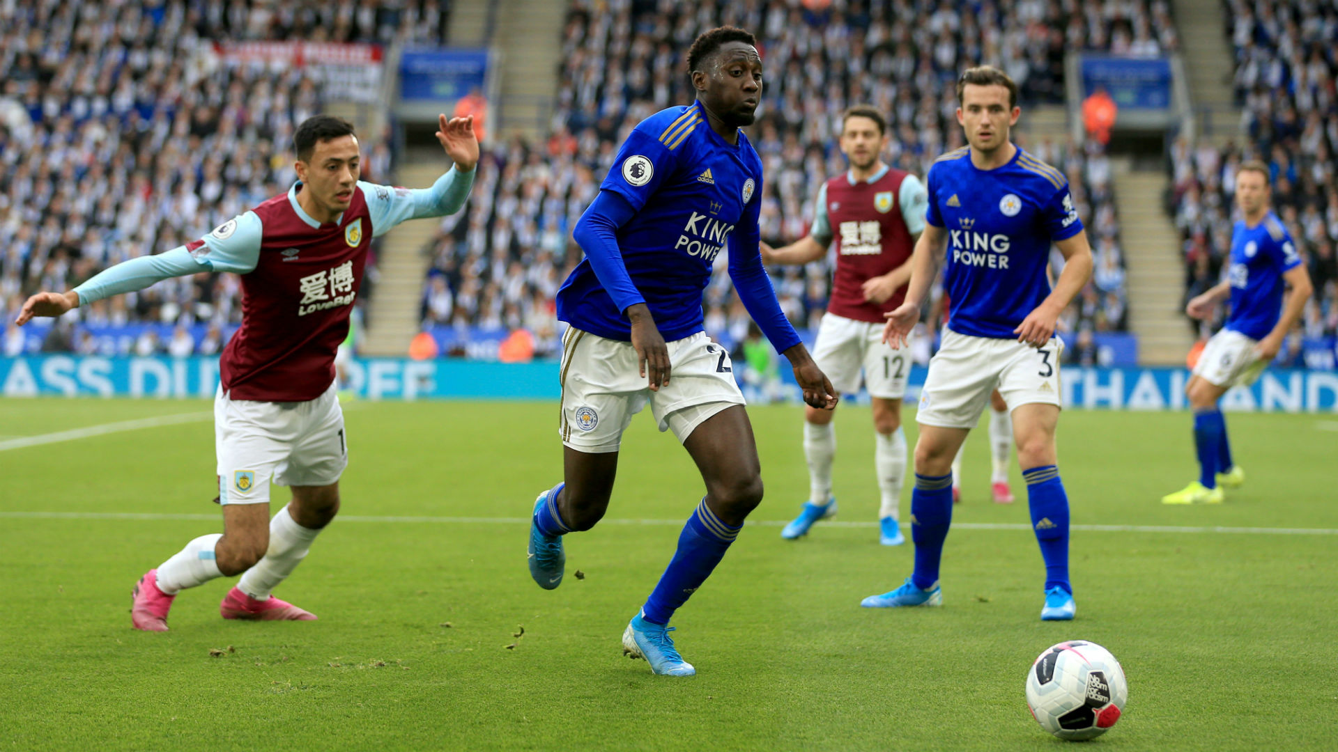 Ndidi flourishes in centre-back role as Leicester City secure victory over Burnley