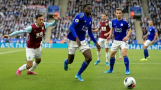 Wilfred Ndidi - Leicester City vs Burnley October 2019