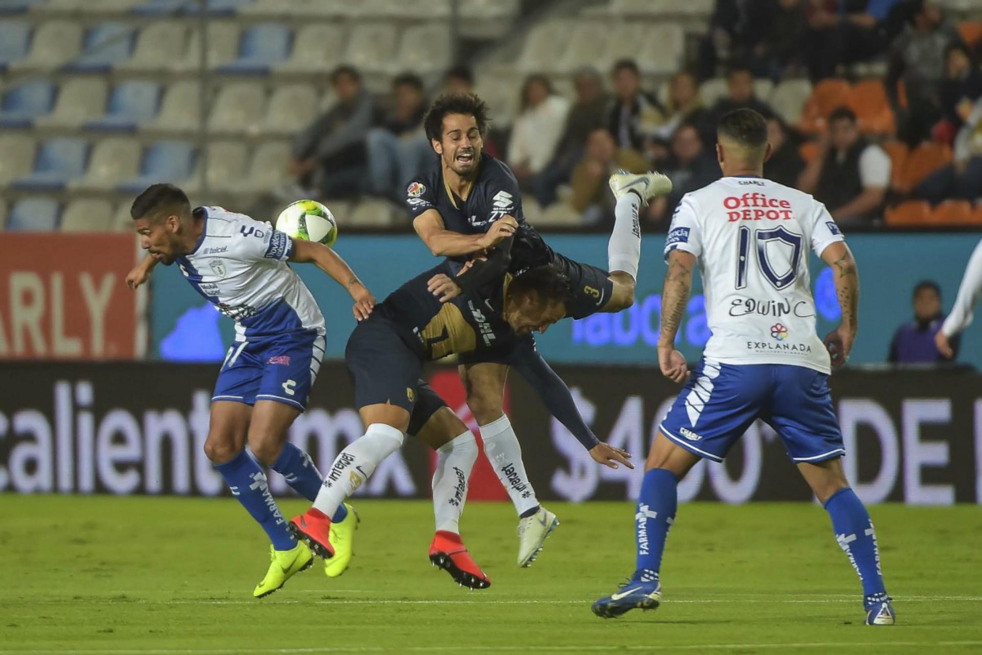 Saludo anchura Hubert Hudson  Pachuca vs Pumas: goles, resumen y videos   Goal.com
