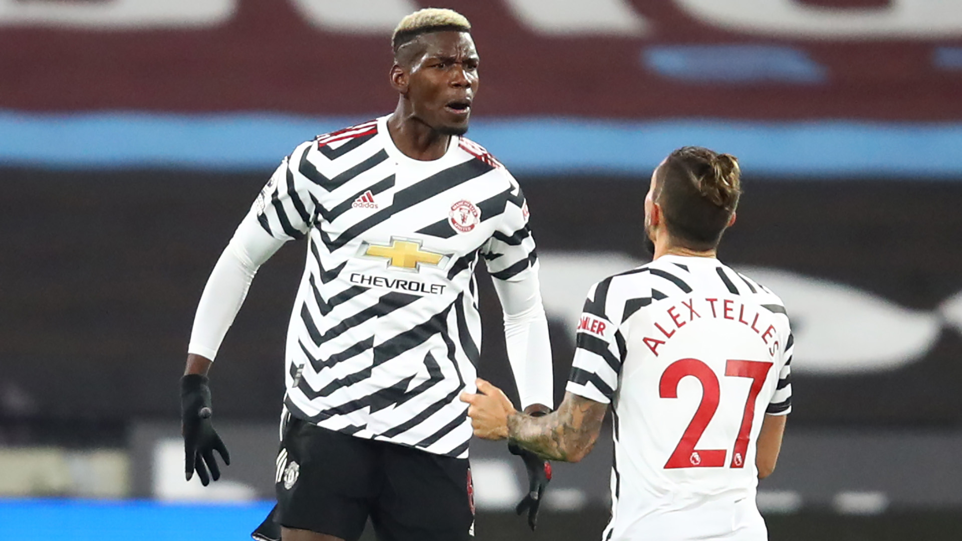 'I'm not the boss on the pitch' - Pogba plays down VAR controversy in Manchester United's win at Burnley
