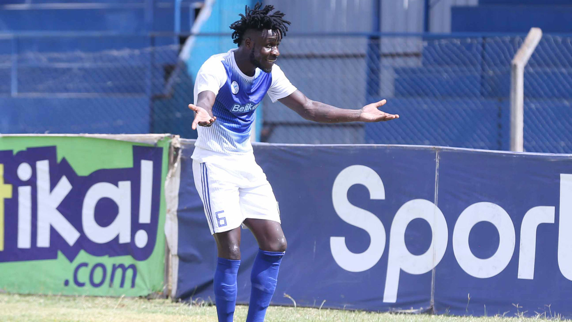 Faina Jacobs: Posta Rangers complete signing of former Sofapaka defender