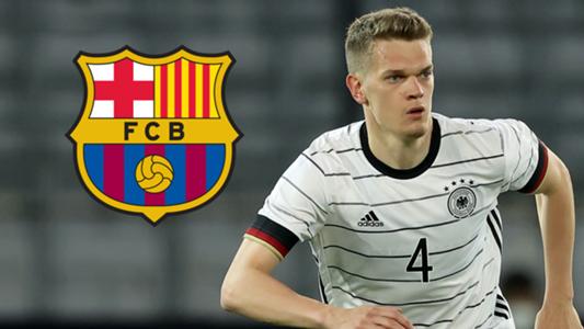 Borussia Mönchengladbach: Matthias Ginter offenbar beim FC Barcelona im Gespräch   Goal.com