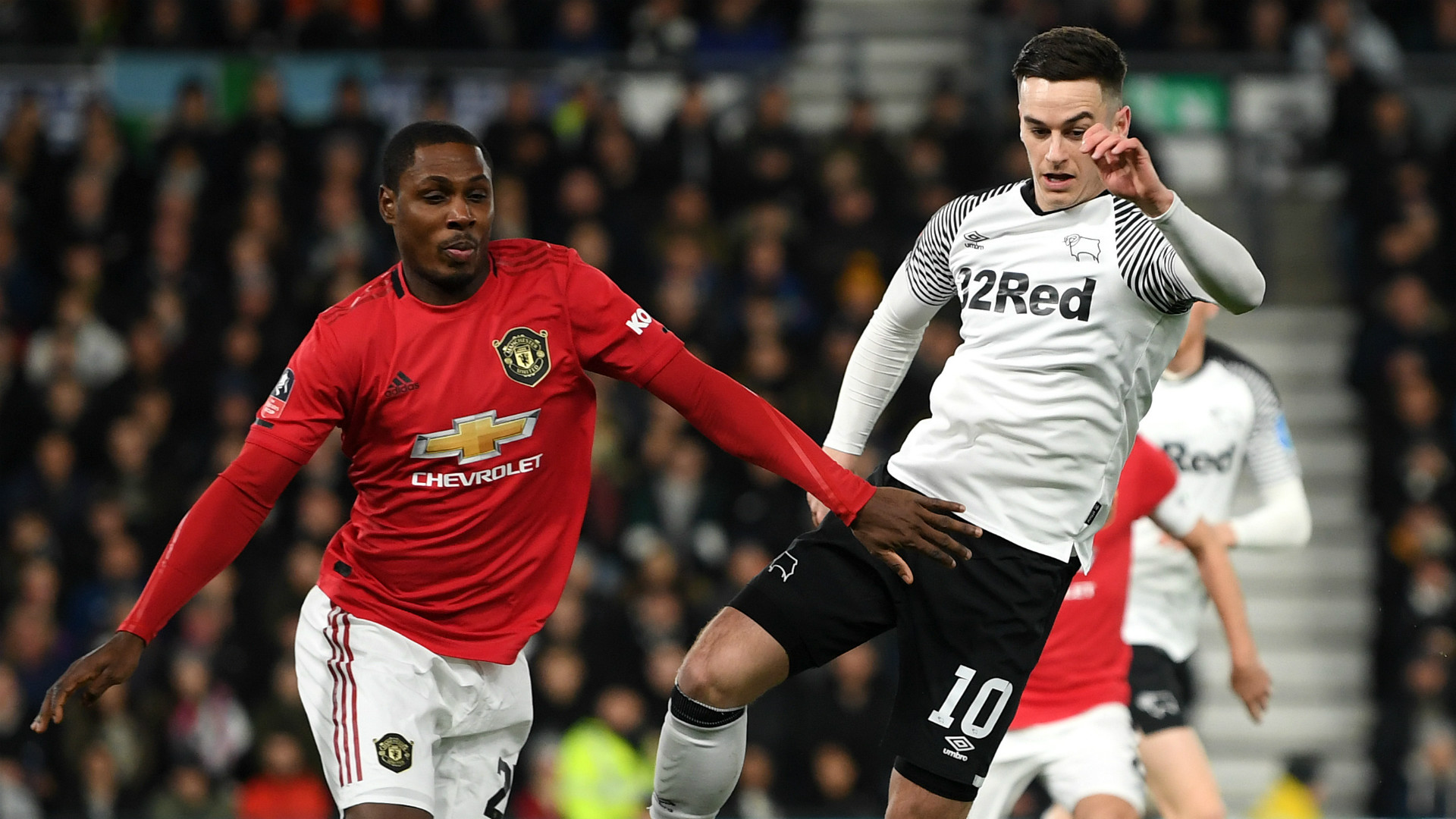 Man Utd striker Ighalo faces uncertain future