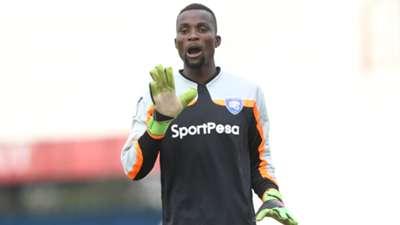 AFC Leopards keeper Gabriel Andika