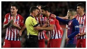 Diego Costa Munuera Barcelona Atletico Madrid LaLiga