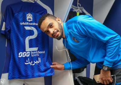 محمد البريك