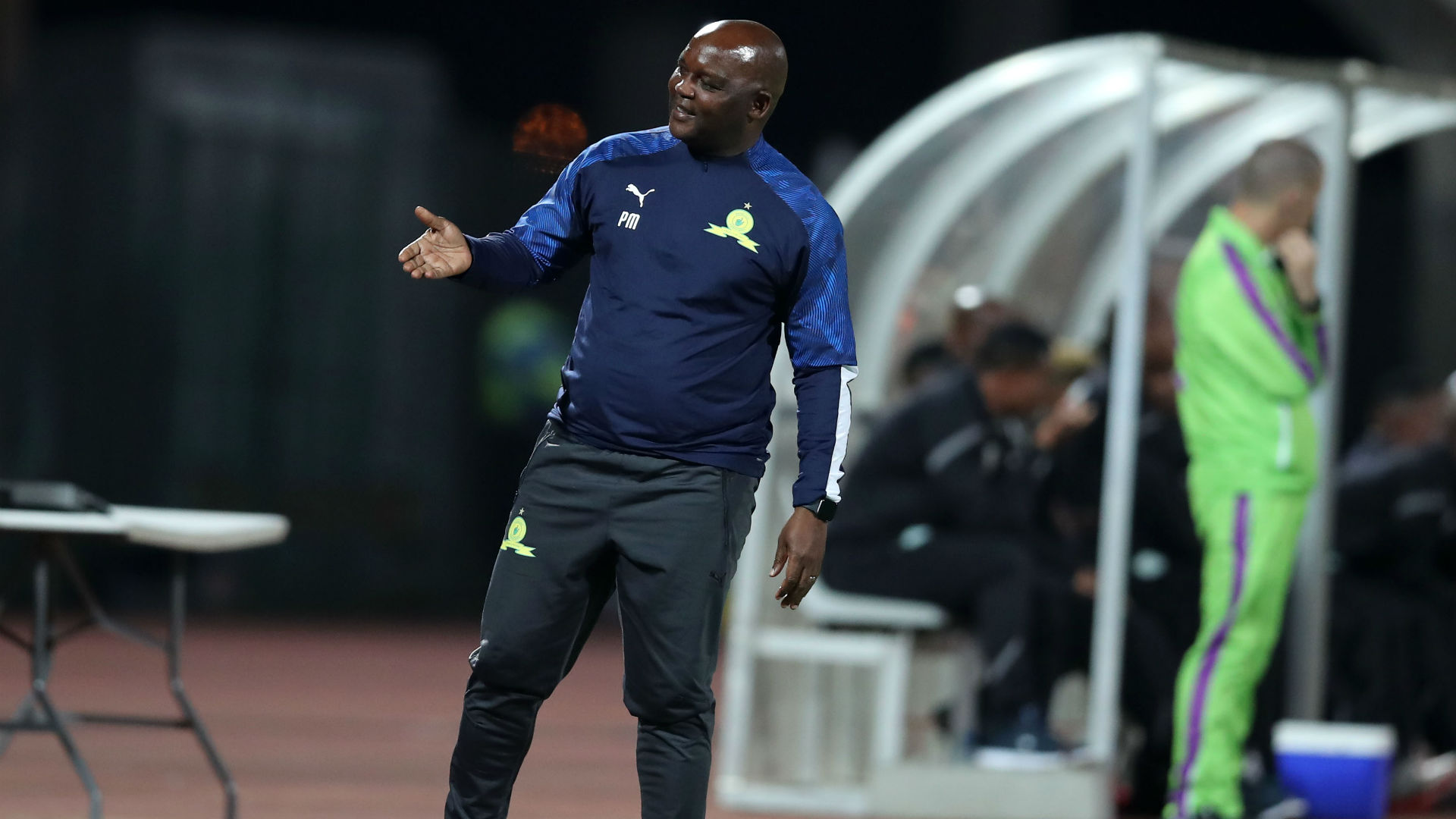 Mamelodi Sundowns boss Mosimane sees many incentives for 'wounded lion' Bidvest Wits