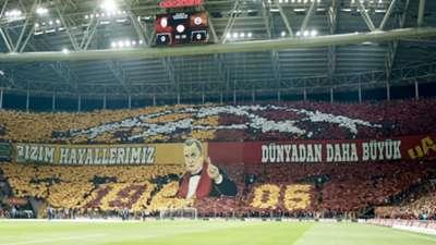 Galatasaray Fenerbahce Fans Koreografi