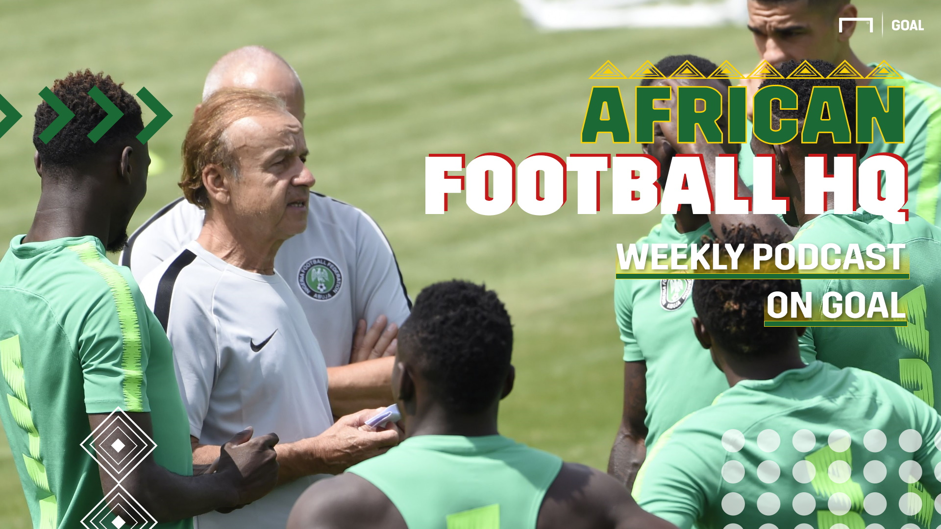 African Football HQ: Any positives for the Super Eagles?