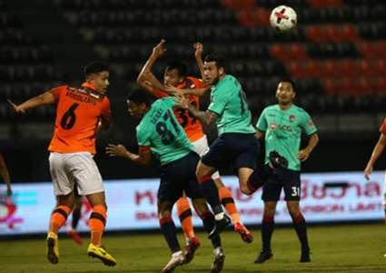 มีร์ซาเยฟแฮตทริก! เมืองทองบุกเชือดราชบุรี 1-3 แซงขึ้นท็อป 4 | Goal.com