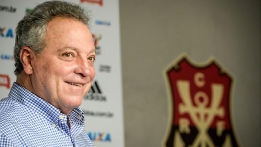 Abel Braga Flamengo apresentação 02 01 2019