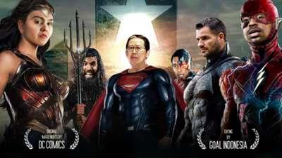 Cover 2 - Justice Liga 1 Indonesia