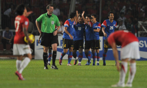 malaysia 3 0 indonesia chung kt aff cup 2010 1ji22mth235k11itjbci7wq3b7 - How Malaysia shocked Indonesia to win 2010 AFF Cup