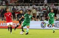 مهند علي - لاعب العراق