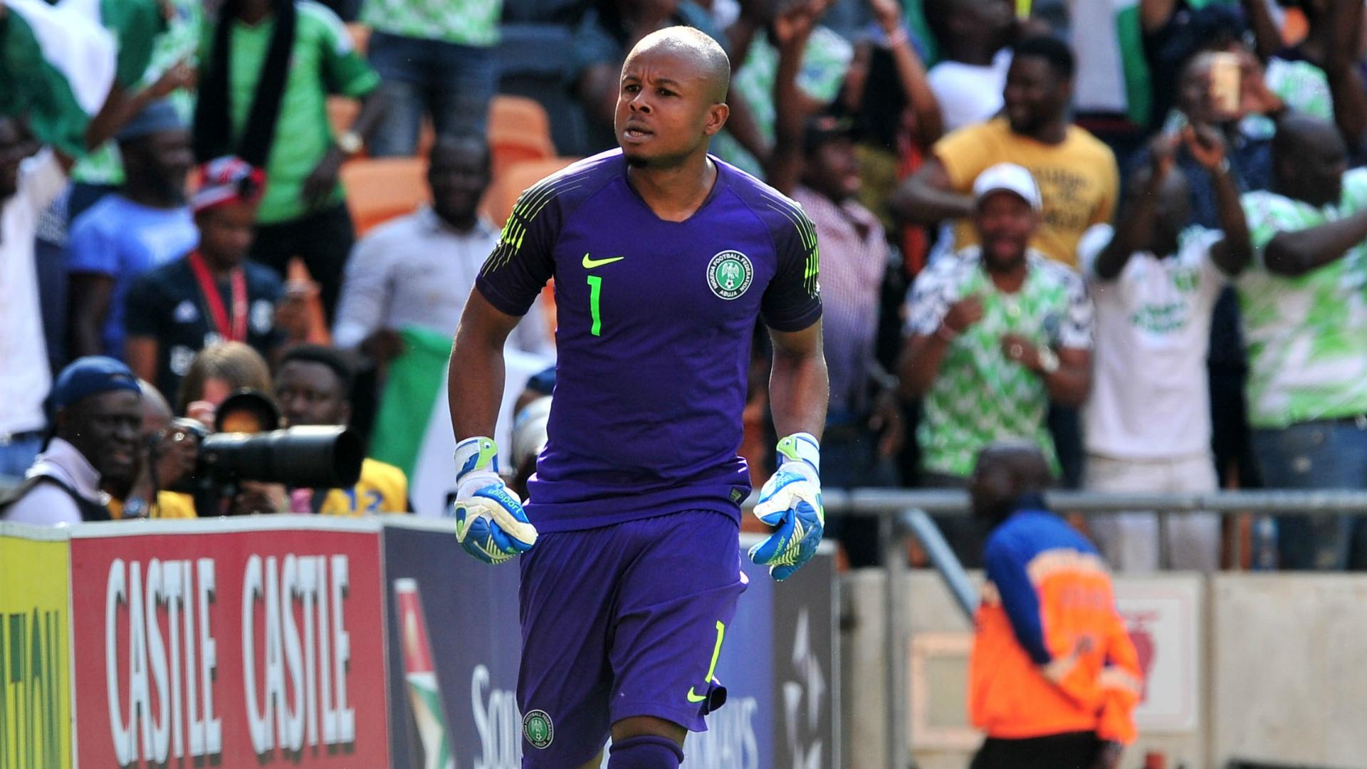 EXCLUSIVE: Slimani was tougher to face than Mahrez - Nigeria's Ezenwa