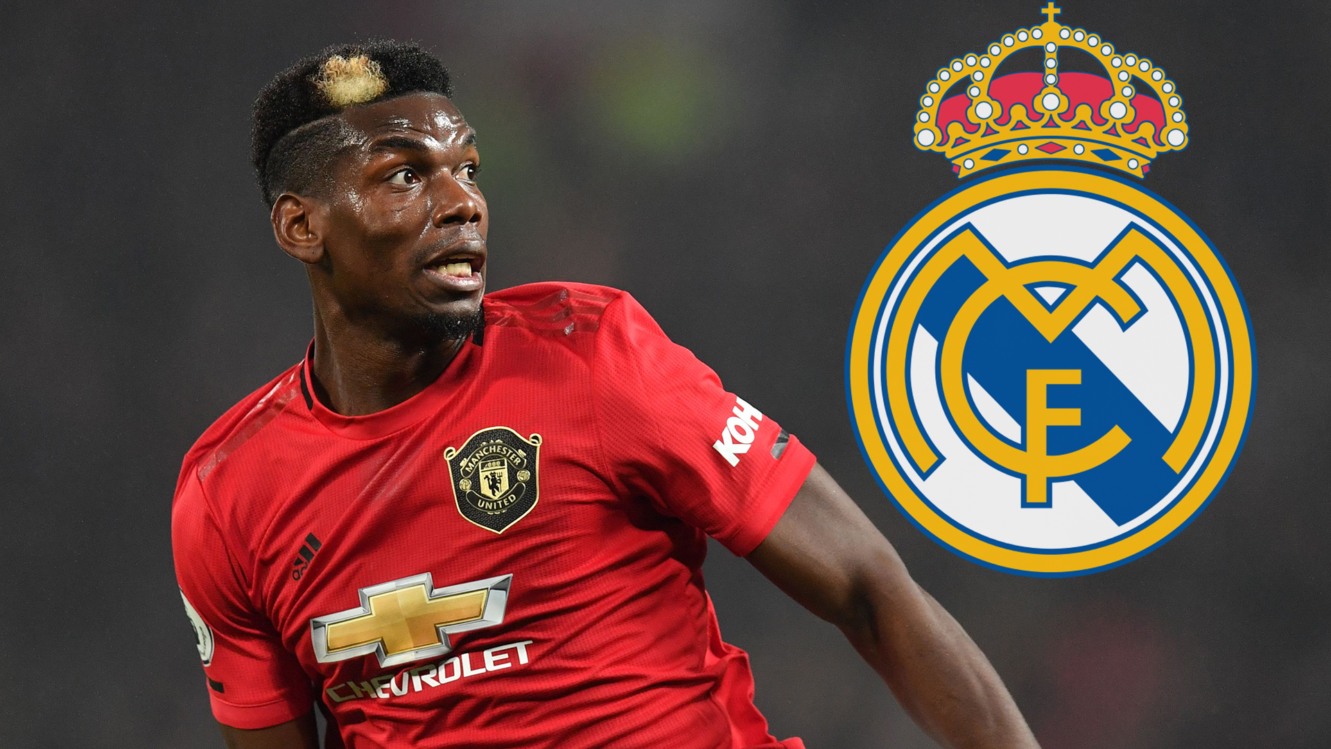 'Pogba can give Real Madrid what they're missing' – La Liga move 'ideal' for Manchester United star, says Dugarry