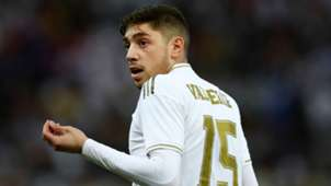 Federico Valverde Real Madrid 2019-20